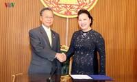Quốc hội Thái Lan luôn đồng hành với Quốc hội Việt Nam