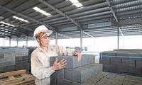 Chú trọng phát triển vật liệu xây dựng xanh thân thiện với môi trường