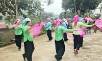 Làn điệu dân ca của đồng bào Giáy ở Lào Cai