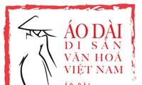 """Cuộc vận động thiết kế áo dài với chủ đề """"Tự hào áo dài Việt""""."""