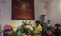 Nghệ nhân nhân dân Trần Văn Độ: Người giữ hồn gốm cổ Bát Tràng