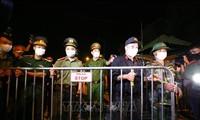 Hà Nội dỡ lệnh cách ly thôn Hạ Lôi, xã Mê Linh, huyện Mê Linh