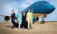 Vietnam Airlines dự định mở lại đường bay tới Campuchia