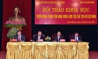 Kỷ niệm 130 năm Ngày sinh Chủ tịch Hồ Chí Minh: Tuyên Quang trong tầm nhìn chiến lược của Chủ tịch Hồ Chí Minh