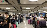 Chuyến bay thứ hai đưa 345 công dân Việt Nam từ Mỹ về nước