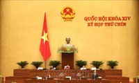 Đại biểu Quốc hội đánh giá cao báo  cáo kinh tế-xã hội của Thủ tướng tại phiên khai mạc Quốc hội