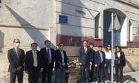 ĐSQ Việt Nam tại Angieri kỷ niệm sinh nhật lần thứ 130 Chủ tịch Hồ Chí Minh