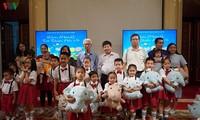 ĐSQ Việt Nam tại Bắc Kinh, Trung Quốc tổ chức ngày Quốc tế thiếu nhi