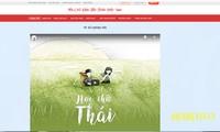 Ban Sáng tạo website tự học tiếng và chữ viếtcủa  dân tộc Thái