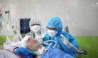 Bệnh nhân 91 đã ngừng sử dụng ECMO