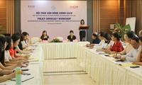Vận động chính sách hỗ trợ phụ nữ di cư hồi hương tại 5 tỉnh, thành phố