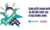 """UNESCO và Cocacola phát động sáng kiến """"Thanh niên và Đổi mới sáng tạo vì Đại dương xanh"""""""""""