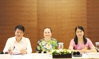 Thúc đẩy bình đẳng giới trong phát triển nông thôn mới tại Việt Nam