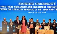EVIPA là động lực để Việt Nam tiếp tục cải thiện môi trường đầu tư, nâng cao chuỗi giá trị gia tăng nông sản Việt