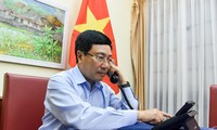 Việt Nam – Thụy Sỹ trao đổi hợp tác song phương và phối hợp giữa hai nước trên các diễn đàn đa phương.