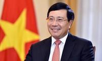 Việt Nam chung tay nỗ lực cùng cộng đồng quốc tế ứng phó với biến đổi khí hậu