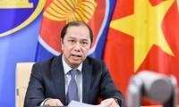ASEAN nỗ lực thực hiện các nhiệm vụ kép: Phòng chống dịch và triển khai xây dựng Cộng đồng