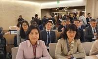 Hội đồng nhân quyền Liên hợp quốc thúc đẩy các quyền con người