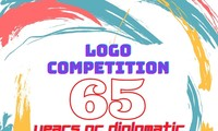 Phát động Cuộc thi thiết kế logo kỷ niệm 65 năm quan hệ ngoại giao Việt Nam – Indonesia