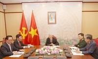 Việt Nam – Campuchia tiếp tục phối hợp thực hiện tốt các Tuyên bố chung, các hiệp định, thỏa thuận hợp tác