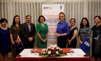 Australia và UNDP tăng cường  hợp tác nhằm thúc đẩy quản trị công và chính quyền phục vụ nhân dân ở Việt Nam