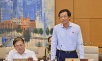 Kỳ họp thứ 10, Quốc hội tổ chức thành 02 đợt họp trực tuyến và tập trung