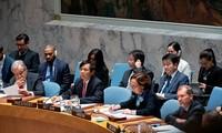 Việt Nam thúc đẩy hơn nữa các quan tâm, ưu tiên tăng cường chủ nghĩa đa phương với vai trò trung tâm của Liên hợp quốc