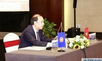 ASEAN 2020: Phiên thảo luận cấp Quan chức liên ngành về xây dựng Khung phục hồi tổng thể ASEAN