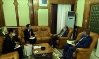 Việt Nam tăng cường hợp tác với Algeria trong lĩnh vực lưu trữ thông tin