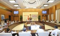 Triển khai thực hiện Nghị quyết của Quốc hội về Chương trình xây dựng luật, pháp lệnh
