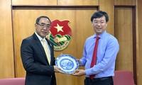 Thúc đẩy hợp tác thanh niên hai nước Việt Nam - Thái Lan