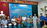 Hành trình về nguồn và các hoạt động tri ân tại Quảng Trị