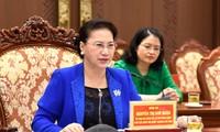 Hà Nội cần gắn việc thực hiện Luật Thủ đô, Nghị quyết của Quốc hội về một số cơ chế, chính sách tài chính ngân sách đặc