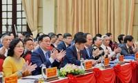 Đại hội Đảng bộ khối các cơ quan thành phố Hà Nội