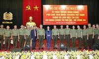 Phó Chủ tịch nước Đặng Thị Ngọc Thịnh: An ninh chính trị nội bộ là nhiệm vụ đặc biệt quan trọng