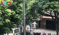 Việt Nam ghi nhận thêm 2 trường hợp mắc mới Covid-19.