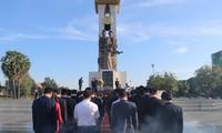 Cộng đồng người Việt tại Campuchia dâng hương kỷ niệm Quốc khánh