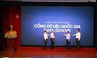 Khởi động Cổng dữ liệu quốc gia