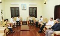 Việt Nam - Philippines chia sẻ kinh nghiệm tổ chức các kỳ SEA Games