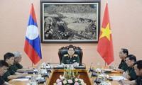 Việt Nam – Lào: Tăng cường hợp tác giữa các lực lượng quản lý và bảo vệ biên giới