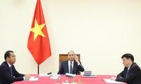 Tăng cường hơn nữa quan hệ đối tác chiến lược Việt Nam – Đức