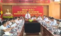 Họp báo về Kỷ niệm 70 năm Chiến thắng Biên giới 1950 và Giải phóng Cao Bằng