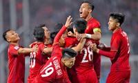 Đội tuyển Quốc gia Việt Nam giữ vững vị trí số 1 Đông Nam Á trên Bảng xếp hạng FIFA