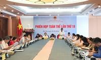 Phiên họp lần thứ 18 Ủy ban Về các vấn đề xã hội: Hoàn thiện cơ chế, chính sách về phòng, chống ma túy