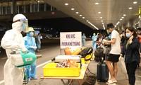 Việt Nam ghi nhận thêm 5 ca mắc mới là người nhập cảnh