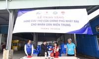 JICA hỗ trợ cho nhân dân tỉnh Thừa Thiên Huế khắc phục hậu quả thiên tai