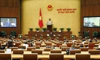 Thảo luận về kinh tế - xã hội, chất vấn, trả lời chất vấn trong đợt hợp thứ 2, Kỳ họp 10, Quốc hội XIV