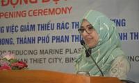 Kết nối các nguồn lực trong giảm thiểu rác thải đại dương ở Bình Thuận