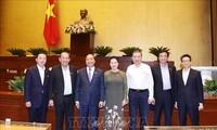 Quốc hội kết thúc phiên chất vấn các thành viên Chính phủ