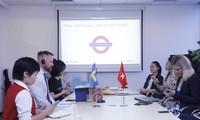 """Hội nghị thượng đỉnh Việt Nam - Thụy Điển - Singapore : """"Những người tiên phong đổi mới -Thay đổi cách chúng ta hợp tác'"""